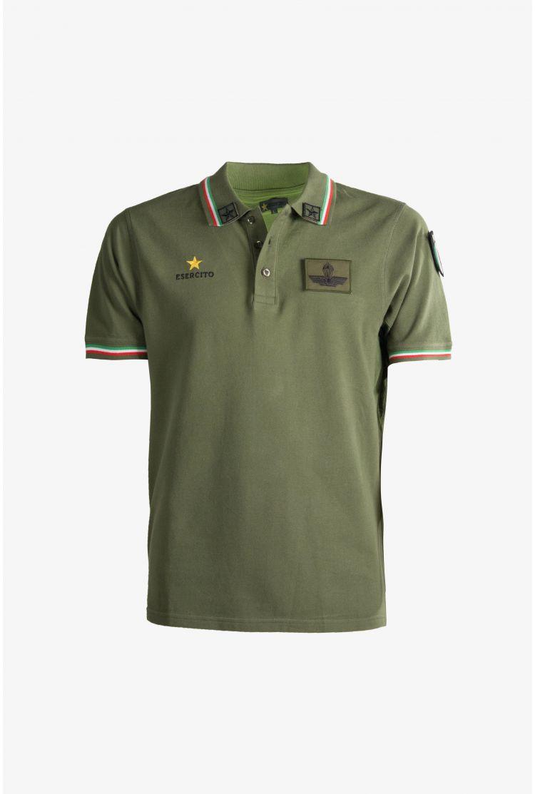 Abbigliamento Esercito Italiano | Polo Uomo AAG220