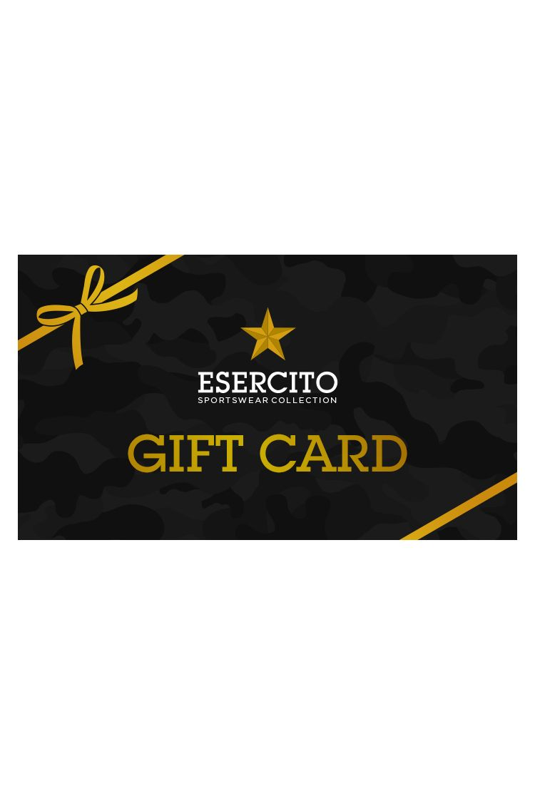 Abbigliamento Esercito Italiano | Giftcard Esercito