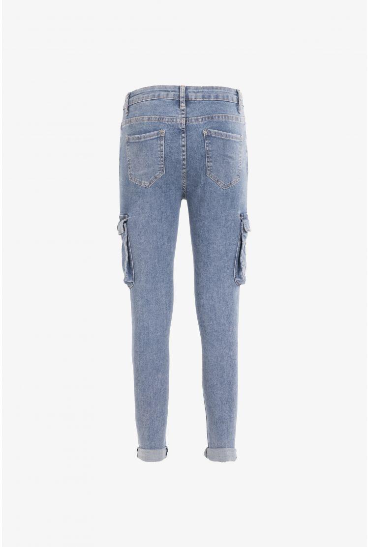 Abbigliamento Esercito Italiano   Jeans donna S0D808