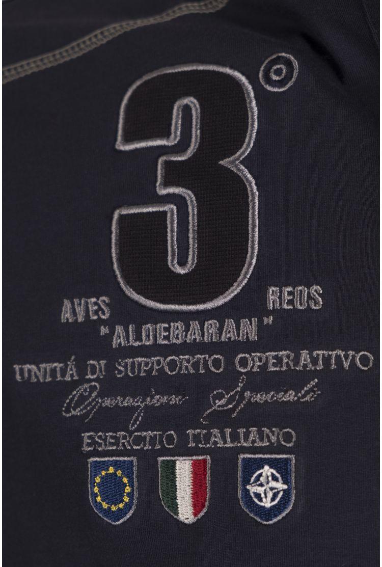 Abbigliamento Esercito Italiano | Polo Uomo S1F240