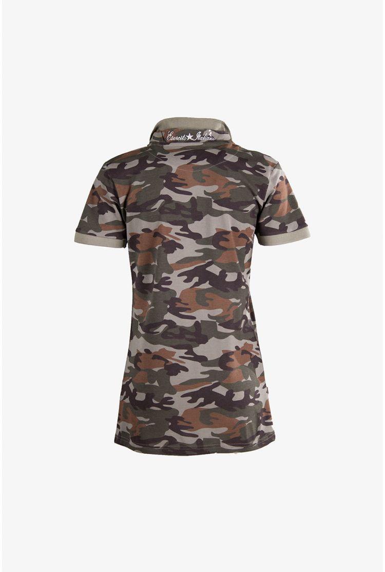 Abbigliamento Esercito Italiano | Polo donna S9D248