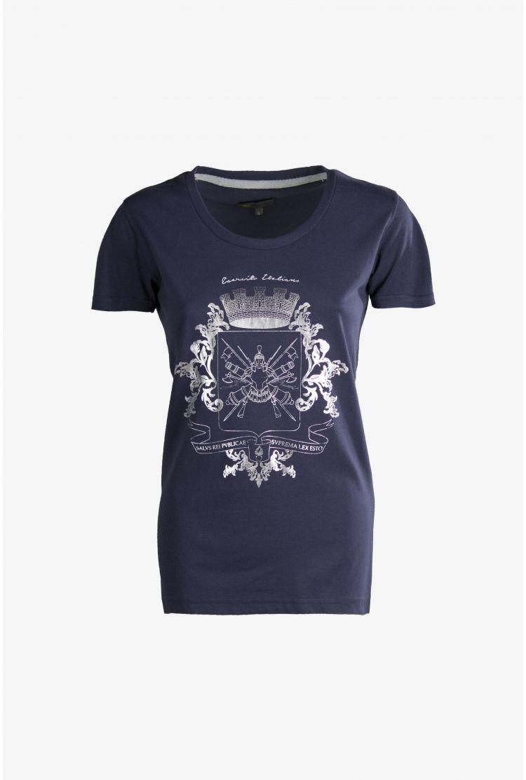Abbigliamento Esercito Italiano   T-Shirt Donna S9D254