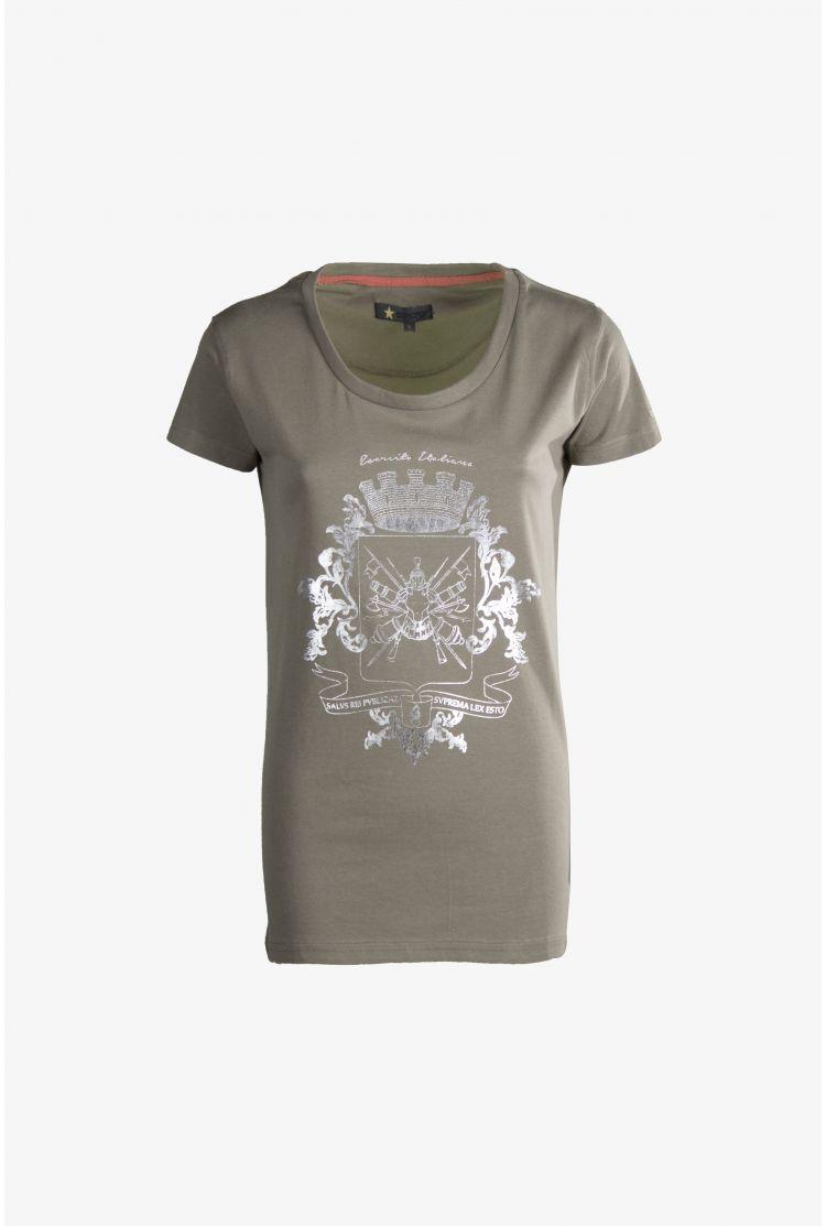 Abbigliamento Esercito Italiano | T-Shirt Donna S9D254