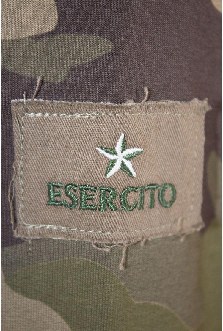 Abbigliamento Esercito Italiano   Felpa uomo S9F011