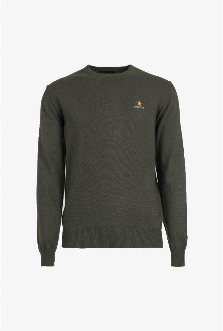 Abbigliamento Esercito Italiano | Tricot Uomo W0F159