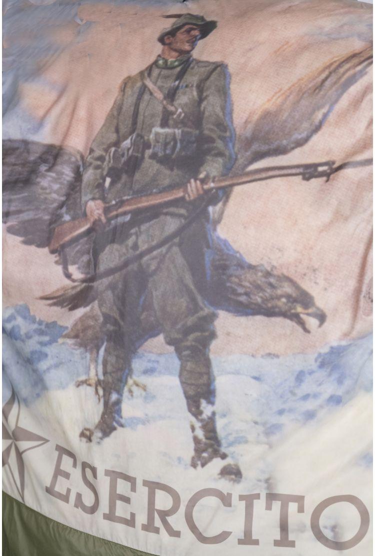 Abbigliamento Esercito Italiano | Giaccone Uomo W9F062