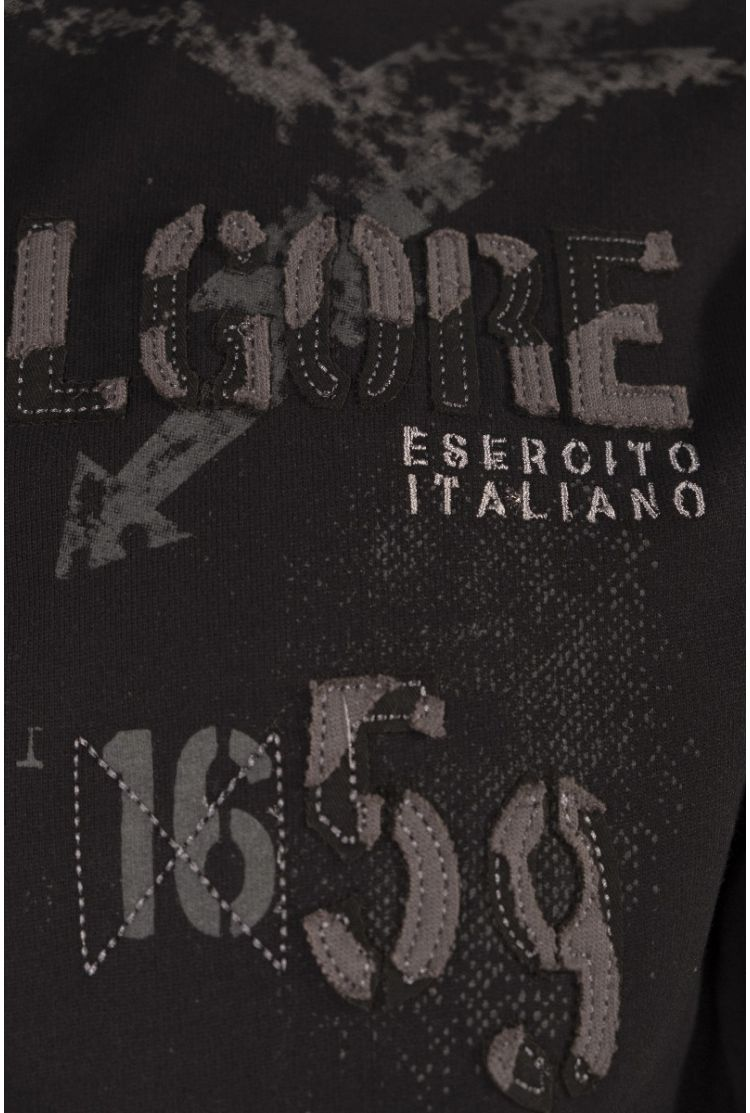 Abbigliamento Esercito Italiano | Felpa Uomo W9F086