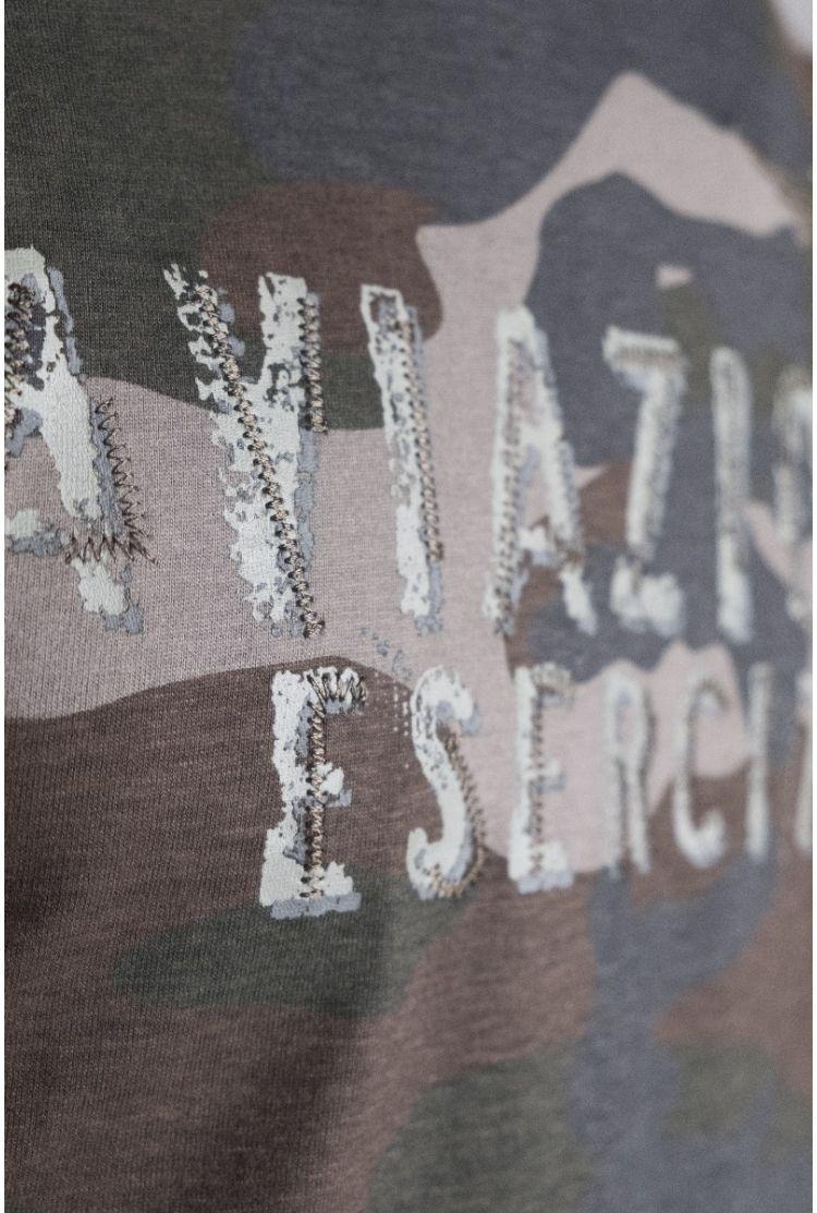 Abbigliamento Esercito Italiano | T-shirt Uomo W9F109