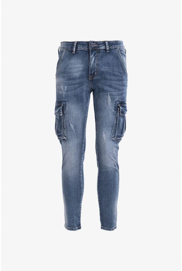 Jeans uomo S0S812