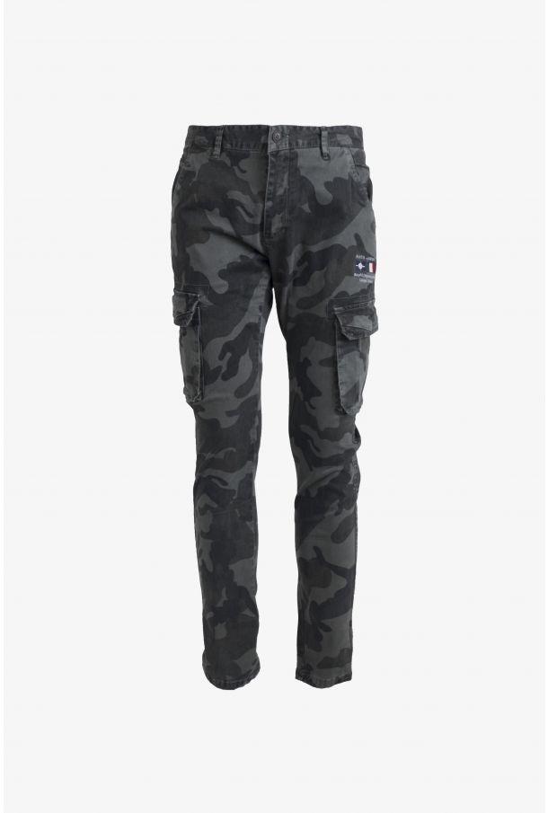 Pantaloni Uomo W1S822